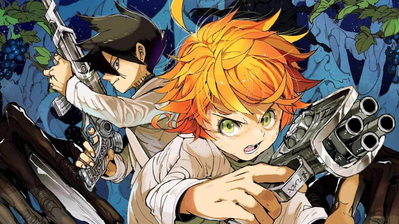 Best-Selling Manga of 2019