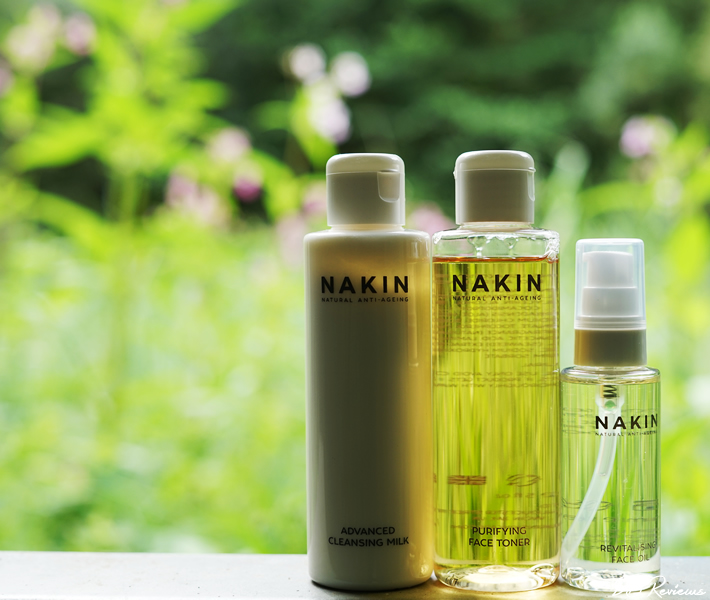 Nakin Natural Anti-Ageing Skincare