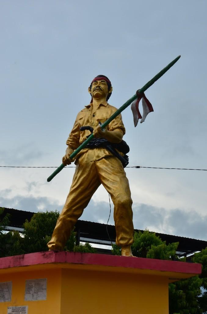 5 Fakta Bambu Runcing, Senjata Perang Kemerdekaan - Top