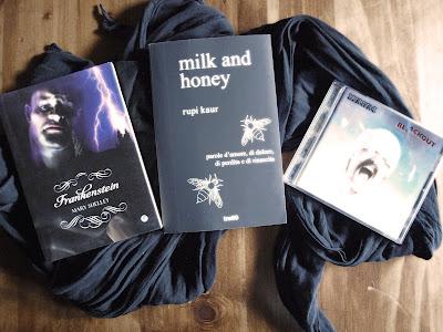 Frankenstein, Milk and Honey, Scorpions