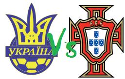 Prediksi Skor Ukraina vs Portugal