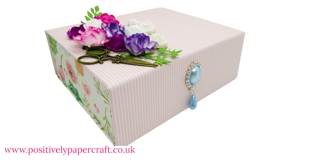 Chipboard storage box