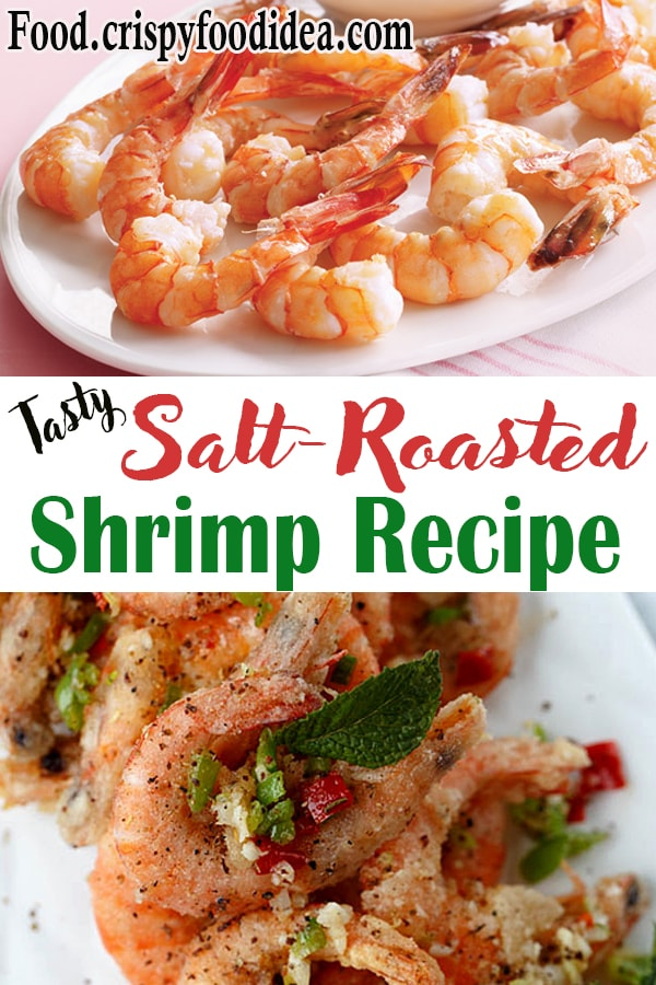 Salt-Roasted Shrimp Recipe