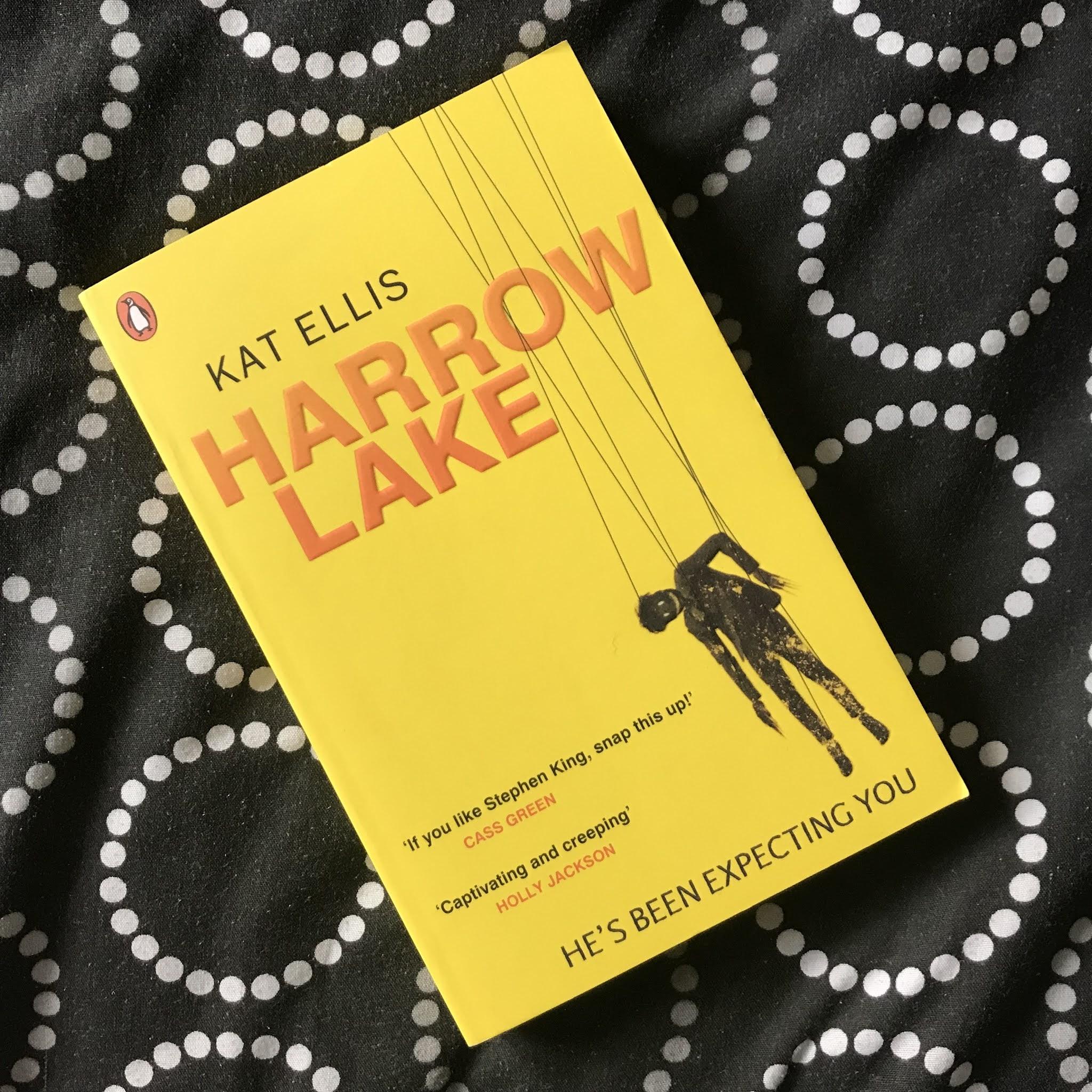 Harrow Lake by Kat Ellis