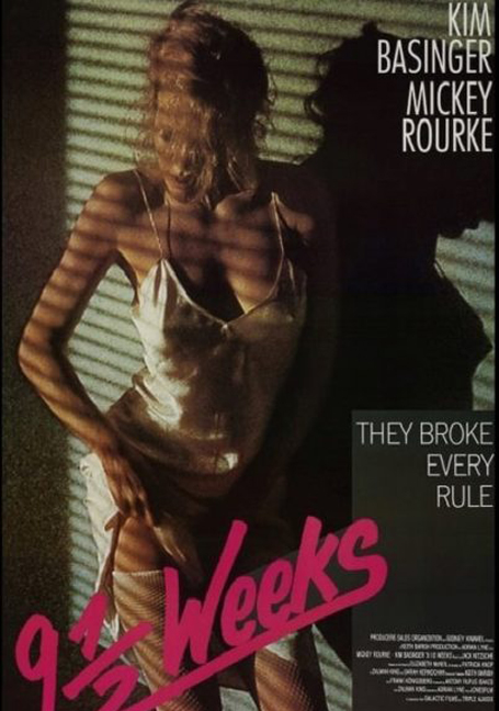 Nine and a Half Weeks 1986