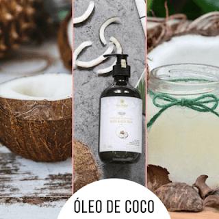 Como o óleo de coco ajuda na umectação dos cabelos crespos