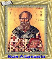 Resultado de imagen para SAN ATANASIO, Obispo, Doctor de la Iglesia