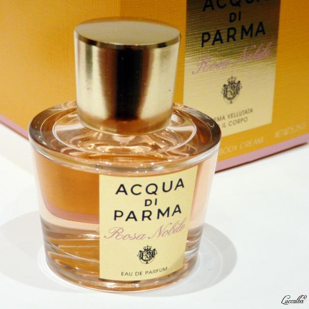 Rosa Nobile de Acqua di Parma