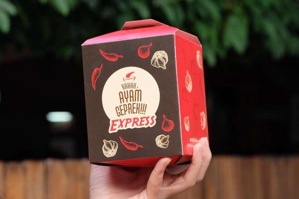 Kakkk Ayam Geprek Express (instagram.com)