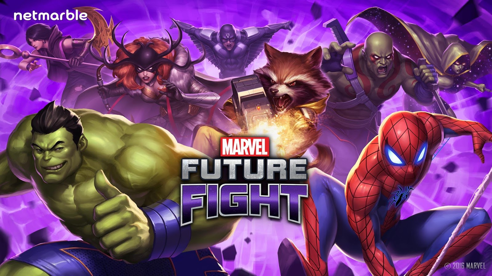 MARVEL Future Fight Apk v2.2.0 ~ Custom Droid Rom