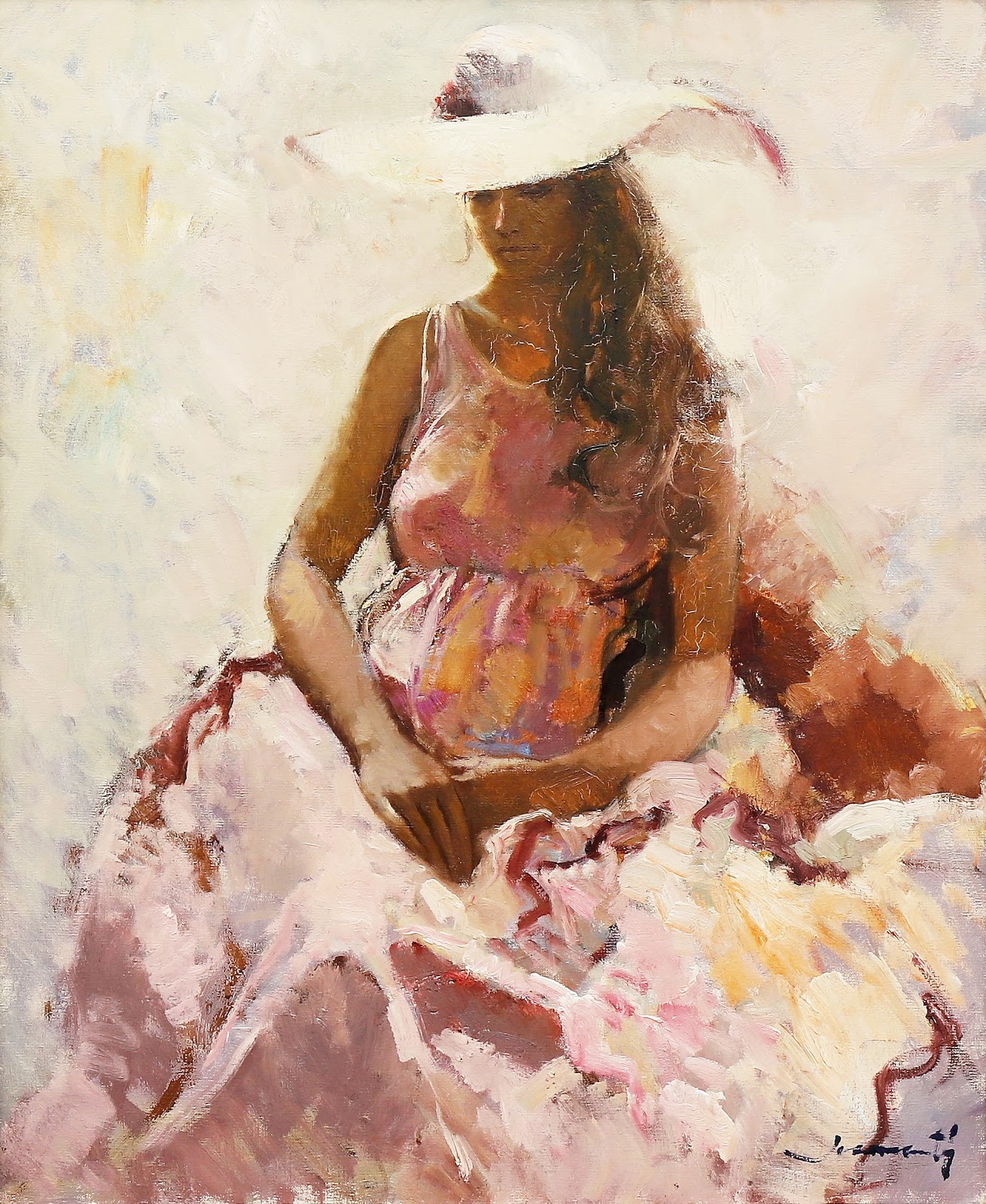 Joan Marti Aragones A girl