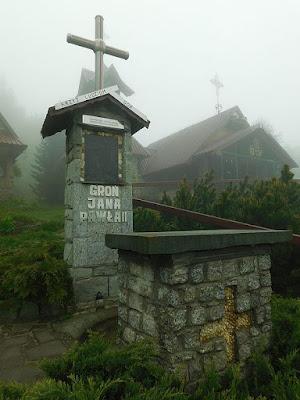 Krzyż Ludziom Gór.