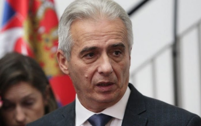 Milovan Drecun: Albania is annexing Kosovo