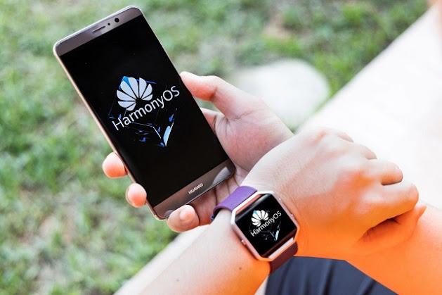 تحديث هارموني أو إس HarmonyOS قادم لهواتف هواوي الصينية بديل نظام أندرويد