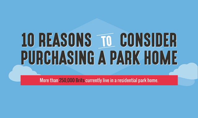 10 Reasons To Consider Purchasing A Park Home
