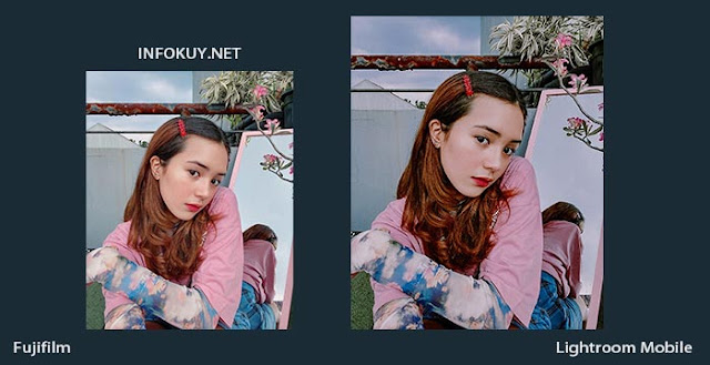 Tutorial Edit Foto Fujifilm Lightroom