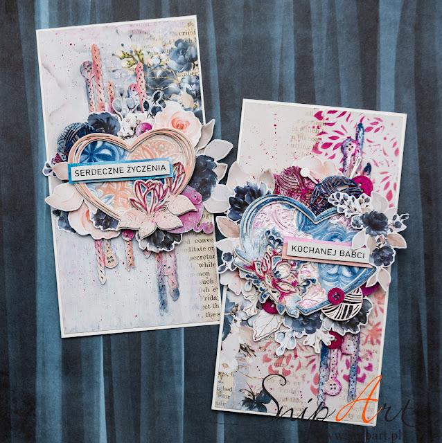 Kartki na Dzień Babci