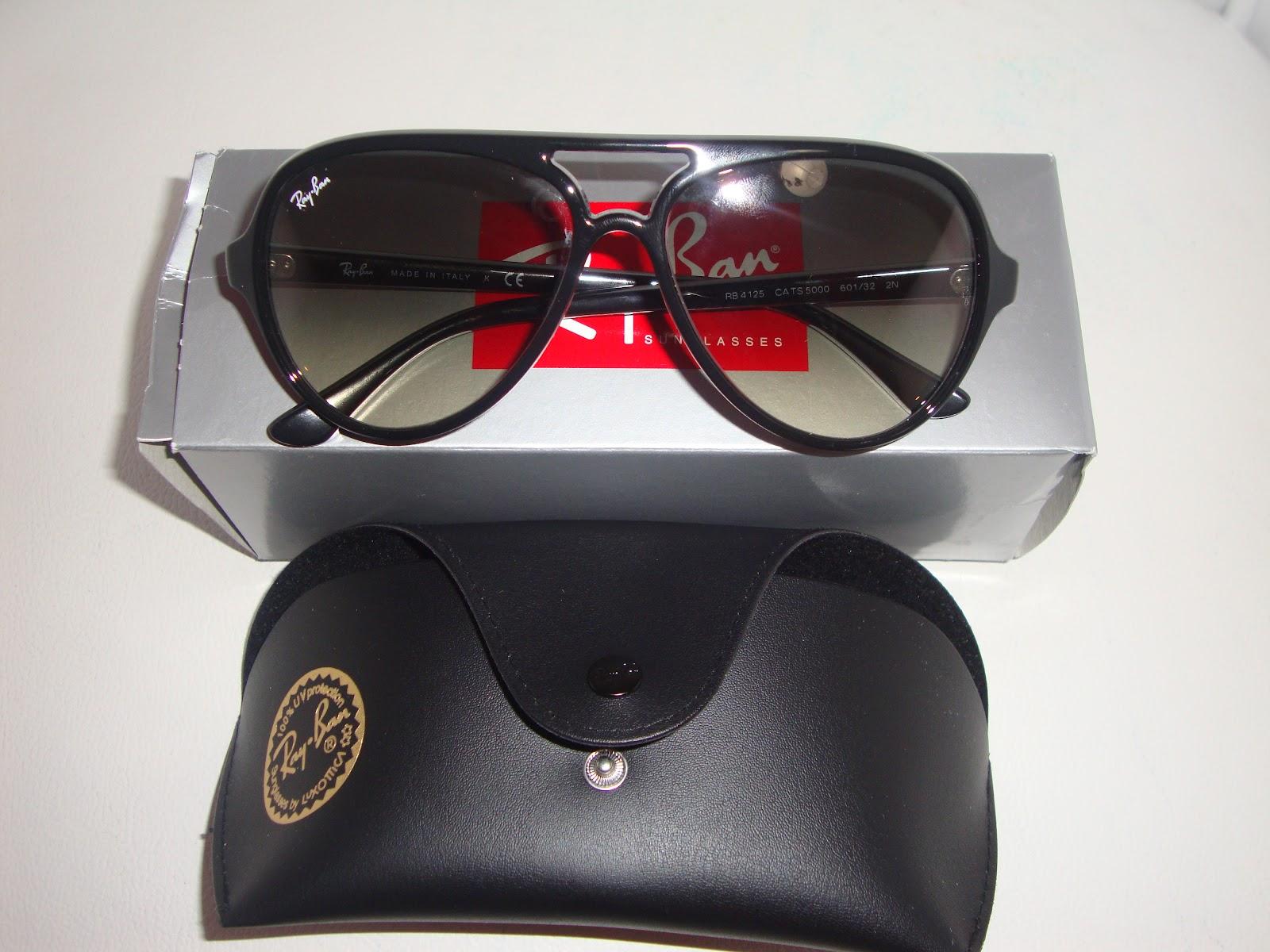 Produtos Importados  Óculos de Sol RayBan 4125 MADE IN ITALY r  389,90 01aad4fbe3