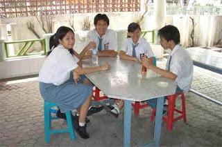 Manfaat Terselubung Kantin Sekolah , Selain Tempat Makan