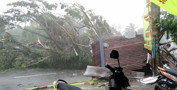 Cuaca dan Iklim di Indonesia