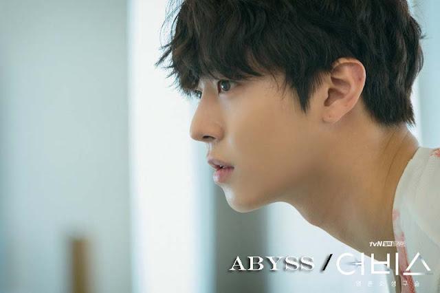 Drama yang akan di tayangkan awal pada  Sinopsis Drama Korea Abyss Episode 1-16 (Lengkap)