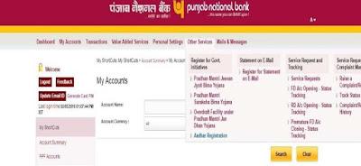 PNB Net Banking