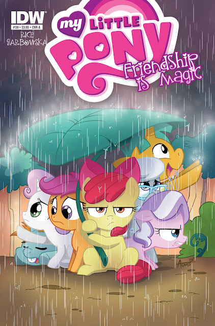 Friendship is Magic #39 Cover iTunes Preview