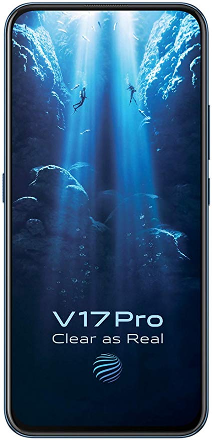 Vivo V17 Pro (Midnight Ocean, 8GB RAM, 128GB Storage)#2020 Best Review