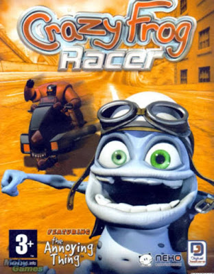 Download the game Crazy Frog Racer