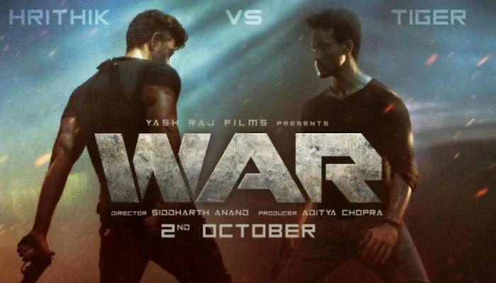 War Tiger Shroff Hrithik Roshan Full Movie Download 2019
