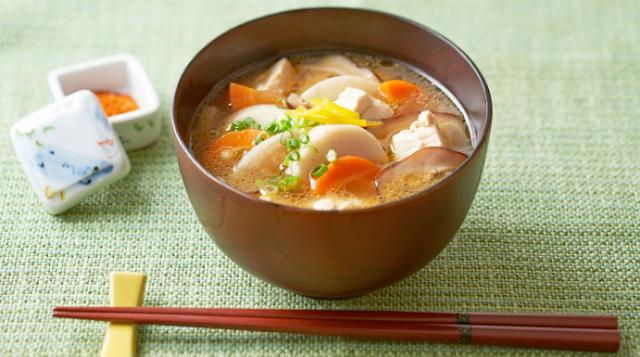 Resep Cara Membuat Sup Kenchin