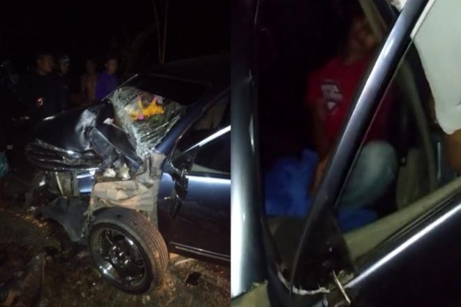 2 Pemuda di Bone Dilarikan ke Rumah Sakit Usai Tabrak