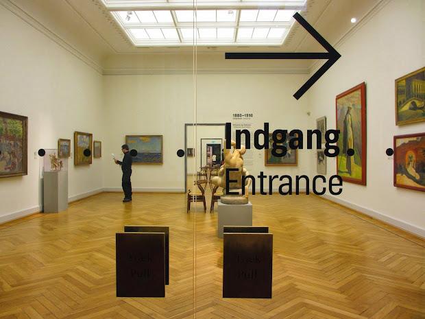 Galeria Nacional Da Dinamarca Em Copenhaga - Statens