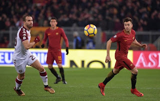 Roma vs Torino Highlights Today 19/1/2018 online Italy Serie A