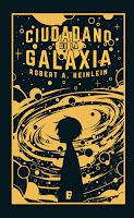 Ciudadano de la Galaxia de Robert A. Heinlein [B de Books]