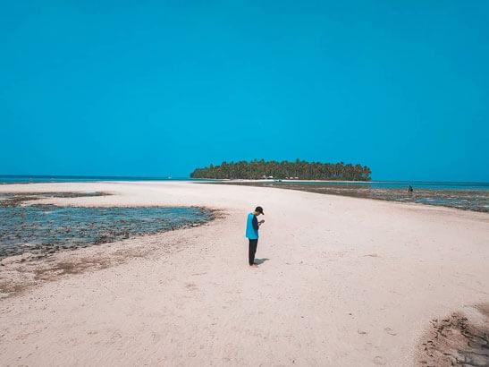 Pulau Mahitam Bandar Lampung