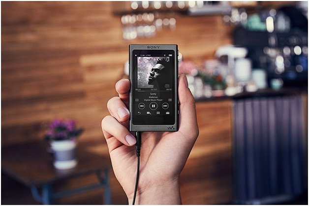 Mp3 player bagus dan terbaik Sony NW-A35 16GB Walkman