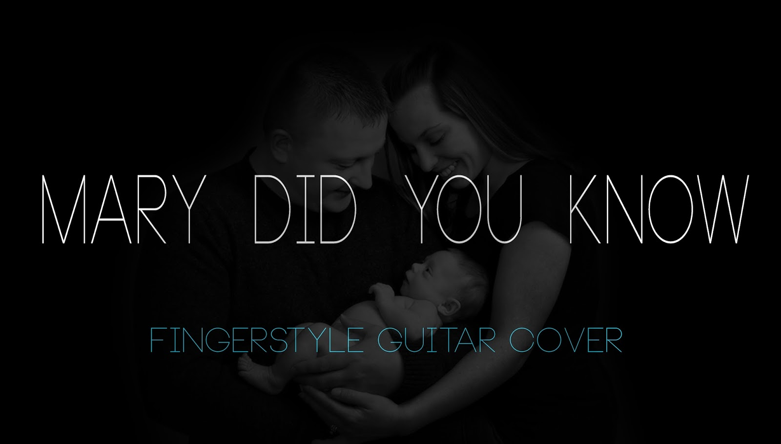 Guitar Chord Tab Lyric And Tutorial Mary Did You Know Fingerstyle