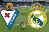 مشاهدة مباراة ريال مدريد وايبار اليوم بث مباشر اليوم  يلا شوت
