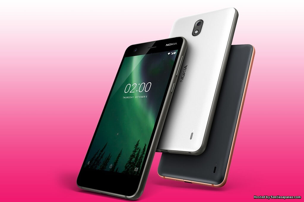 Smartphone Nokia 2 Hanya Berharga RM400!
