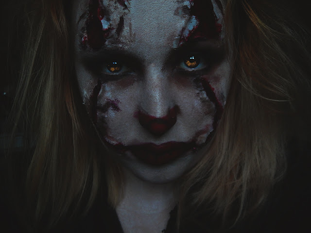 Freaky Friday || Pennywise Inspired Halloween Makeup