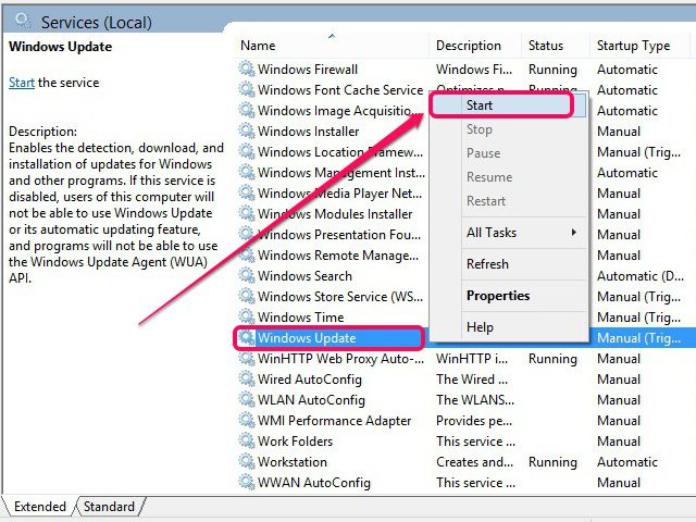 Cara Menghapus Log Windows Update History