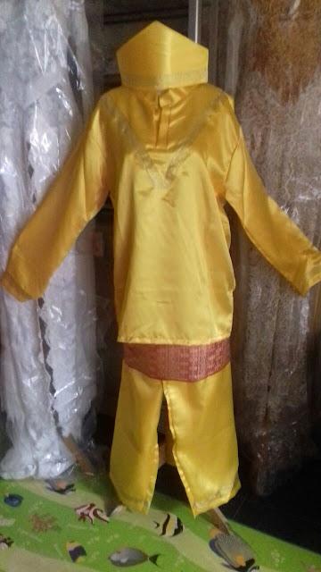 Sewa Baju Adat Padang Anak Anak Bekasi