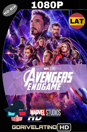 Avengers: Endgame (2019) HDRip 1080p Latino-Ingles MKV