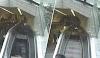 (Video) 'Mangsa terus terjatuh ke dalam' - Akibat gunakan eskalator rosak sebagai tangga