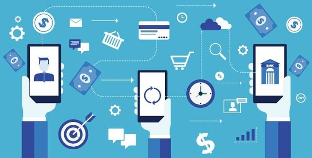 how do payment portals work ecommerce transactions