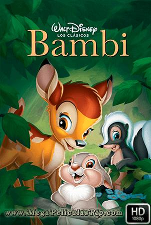 Bambi [1080p] [Latino-Ingles] [MEGA]