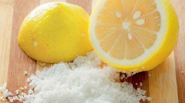 Lemon dan Garam Bisa Menghilangkan Tato Secara Permanen