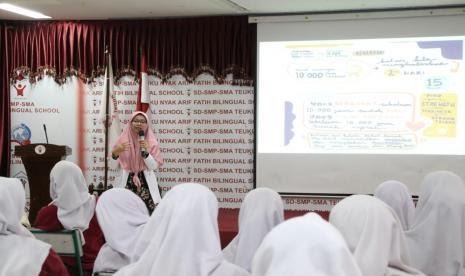 Sekolah Teuku Nyak Arif Fatih Bilingual School Buka Program Beasiswa PASAI