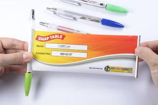 Những mẫu bút bi quà tặng quảng cáo đẹp 4